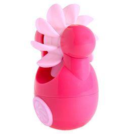 Estimulador de clítoris Sqweel go rosa