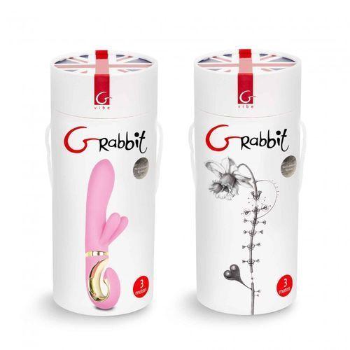 Vibrador conejito rampante G Vibe 5