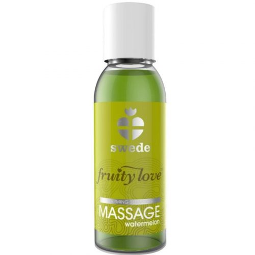 Aceite masaje efecto calor Sandía Fruity Love