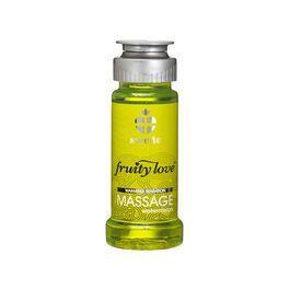 Aceite masaje efecto calor Sandía Fruity Love 2