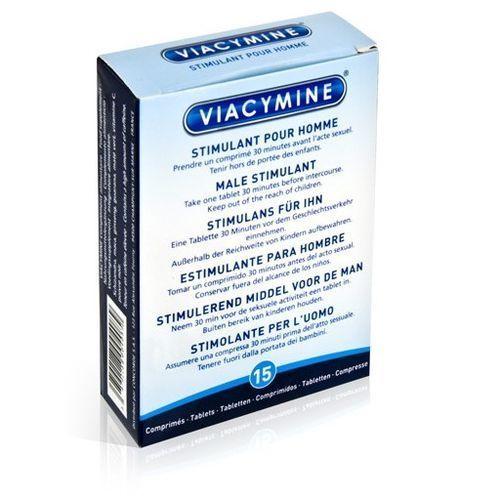 Afrodisiaco para él 15 cápsulas Viacymine 2