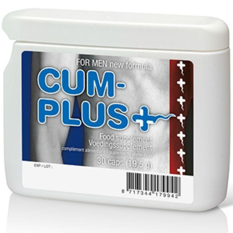 Aumentador de semen Flatpack Cum Plus