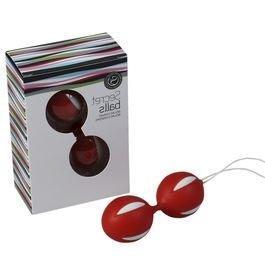 Bolas chinas Secret Balls rojas