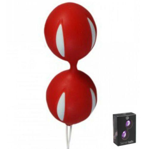 Bolas chinas Secret Balls rojas 2