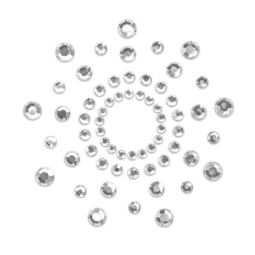 Cubre pezones Mimi Bijoux Indiscrets plata