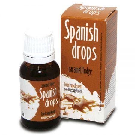 Gotas estimulantes caramelo Spanish Fly