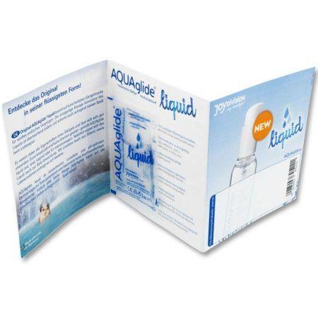 Lubricante líquido monodosis Aquaglide