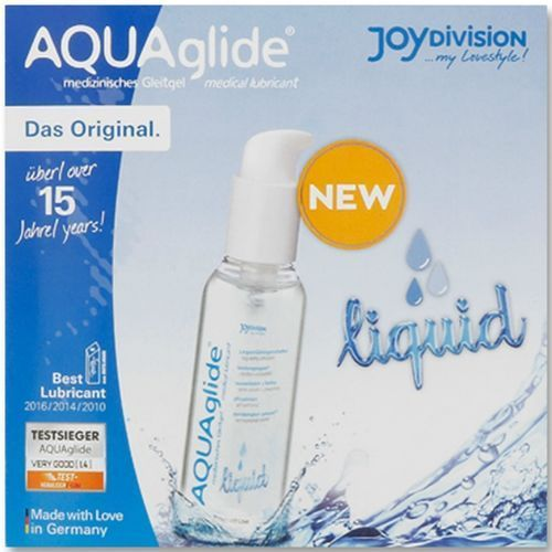 Lubricante líquido monodosis Aquaglide 2