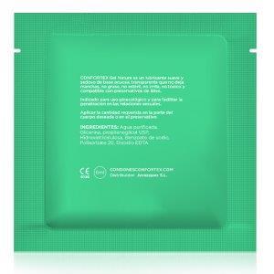 Lubricante monodosis Confortex 2