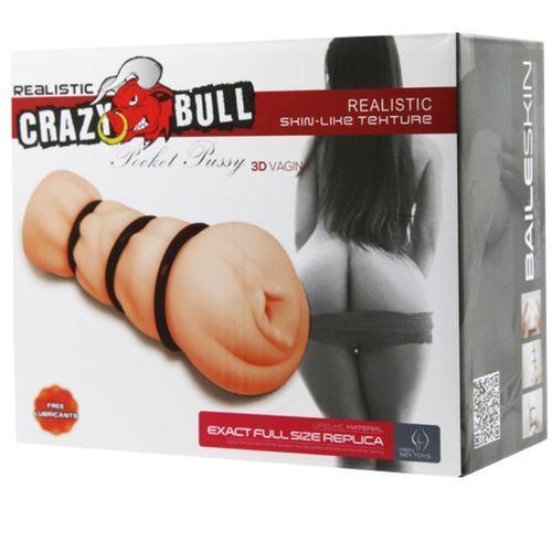 Masturbador vagina con anillos Addicted Toys 7