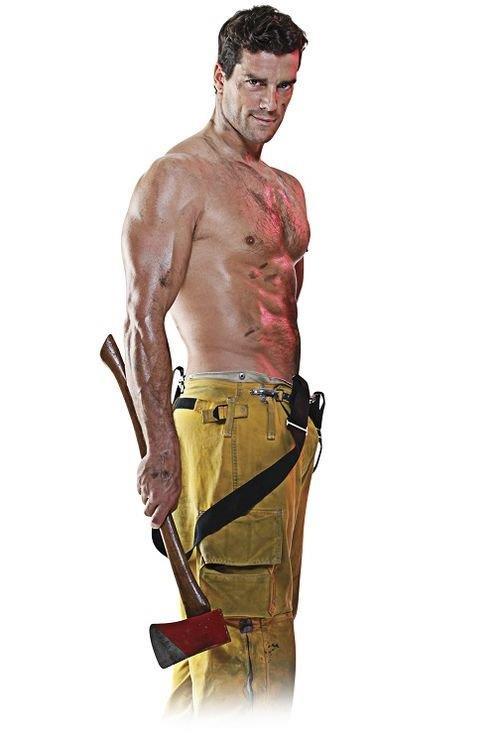 Muñeco hinchable bombero 3