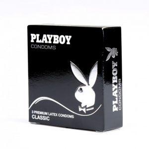 Preservativos Classic transparente Pleasure 3 uds