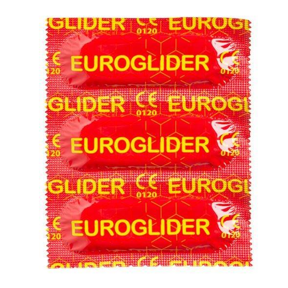 Preservativos Euroglider 144 unidades