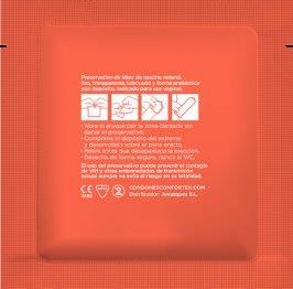 Preservativos Nature Confortex 144 uds 4