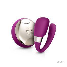 Vibrador masajeador Insignia Tiani 3 rosa intenso