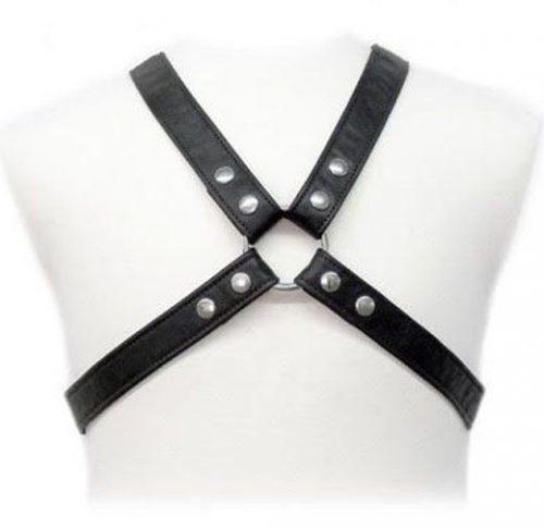 Arnés para hombre Body Leather Lasic in Garment