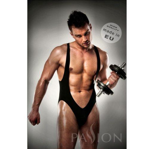 Body negro 011 Jockstrap men lingerie