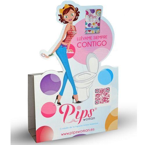Facilitador urinario Pips Woman 2