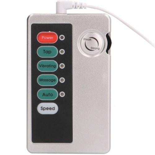Guantes electroestimulación gris electroshock 3