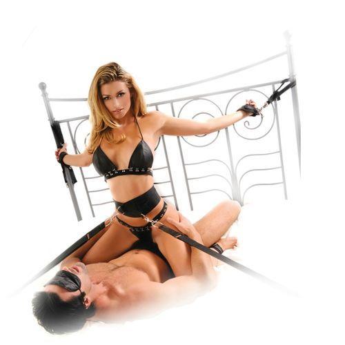 Juego de cinturones para atar estilo bondage 2