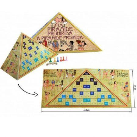 Juego erótico La Pirámide Prohibida