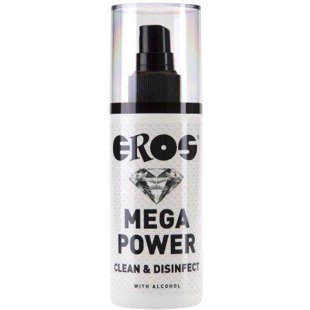Limpiador y desinfectante de juguetes Eros Mega Power