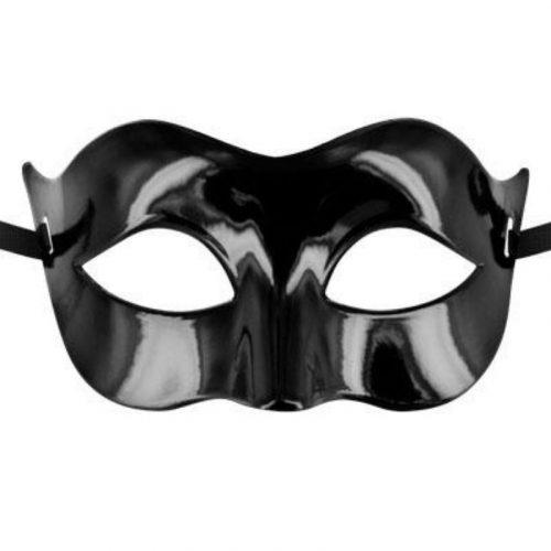 Máscara Veneciana Solomon negro