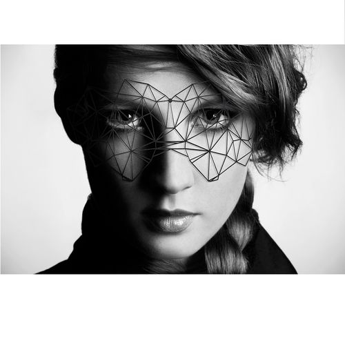 Máscara seducción Kristine Bijoux 3