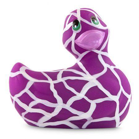 Pato vibrador Wild Safari I Rub My Duckie 2.0