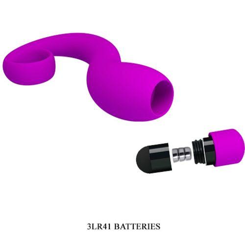 Plug vibrador Carl Pretty Love 6