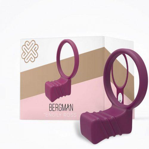 Anillo para el pene de silicona Bergman 2