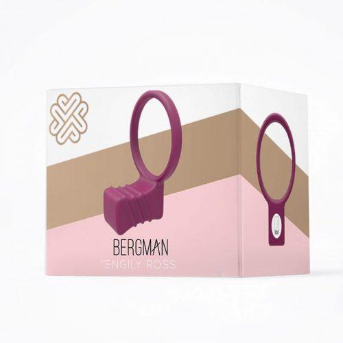 Anillo para el pene de silicona Bergman 6