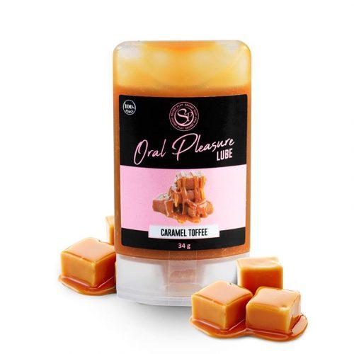 Lubricante comestible caramelo 34 ml