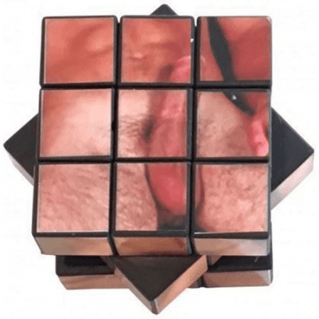 Cubo de juegos Rude