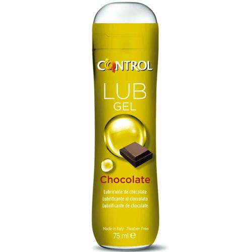 Gel lubricante chocolate 75 ml