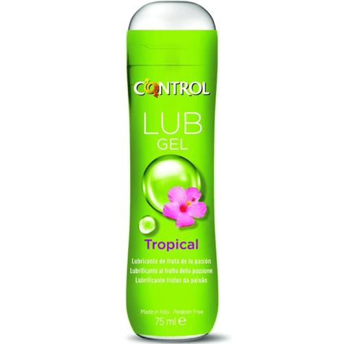 Gel lubricante tropical 75 ml