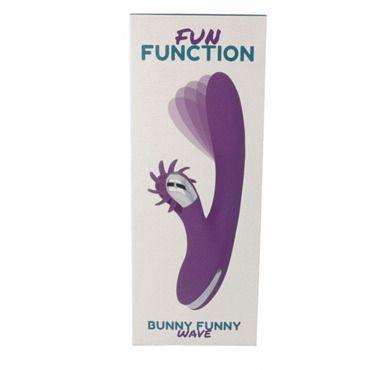Estimulador conejito Funny Wave 7