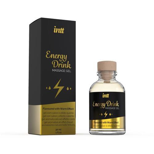 Gel de masaje Energy Drink 30 ml