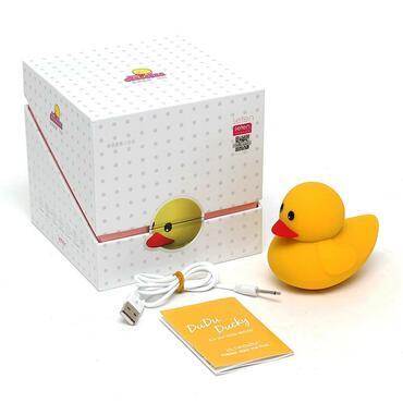 Patito vibrador Dudu Ducky 10