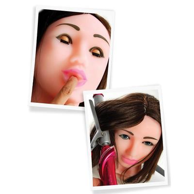 Masturbador Face Morena Pipedream 4
