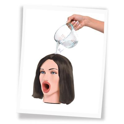 Masturbador Hot Water Face Morena 4