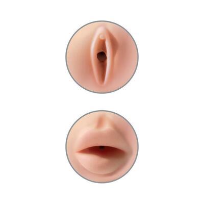 Masturbador Tight Grip Pussy Mouth 3
