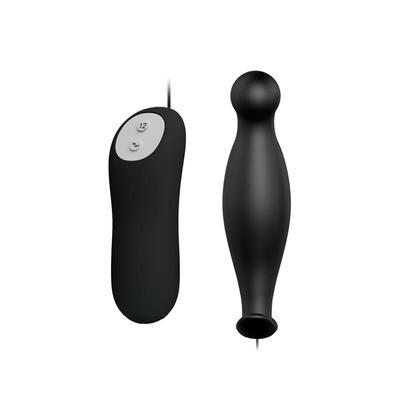 Plug anal con 12 patrones de vibración 2
