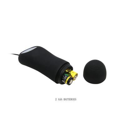 Plug anal con 12 patrones de vibración 7