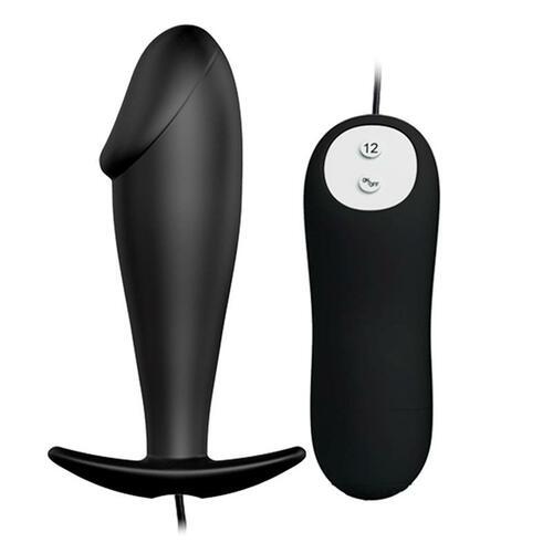 Plug anal con control remoto Humpty