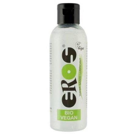 Lubricante base de agua vegano Eros 100 ml