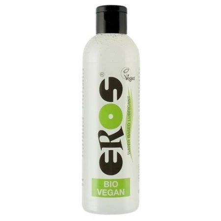 Lubricante base de agua vegano Eros 250 ml