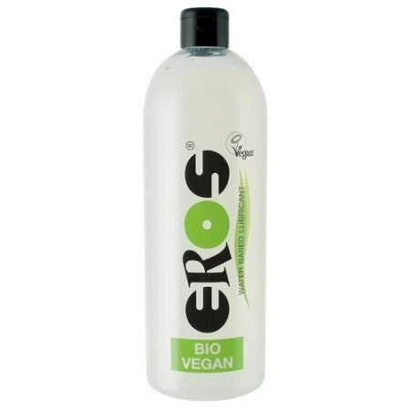 Lubricante base de agua vegano Eros 1000 ml