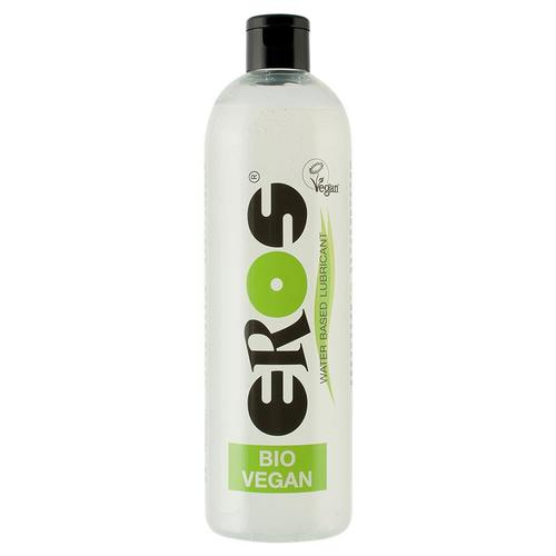 Lubricante base de agua vegano Eros 500 ml