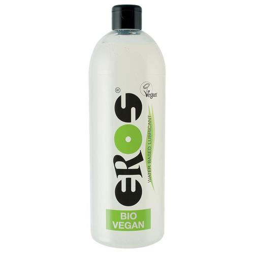 Lubricante base de agua vegano Eros